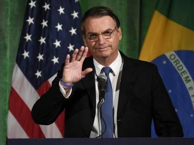 Brazil's Bolsonaro talks up a friendlier approach to US