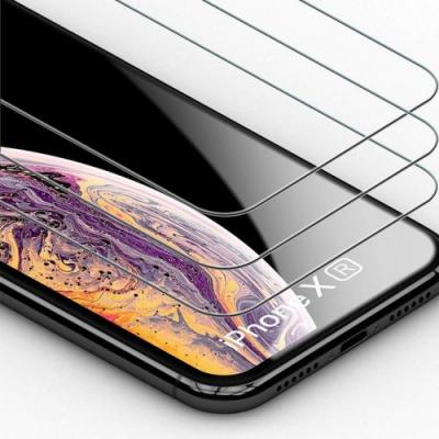 Spend $3 and snag 3 tempered glass screen protectors for your iPhone XR