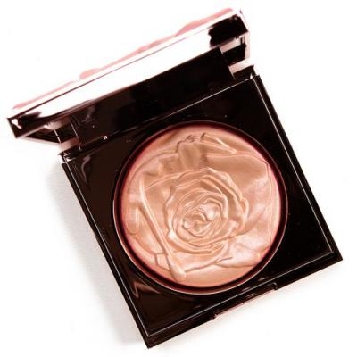 Smashbox Gilded Rose Petal Metal Highlighter Review, Photos, Swatches