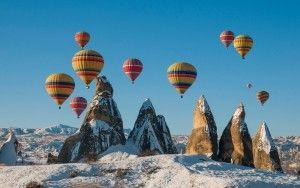 Turkey's tourist destination Cappadocia saw a nearly 27% rise in its visitor number in July