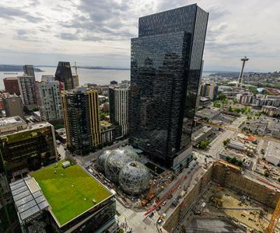 Will Amazon's Second Headquarters Include a Dog Park Like Its Seattle HQ?