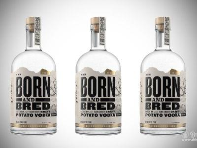 Born and Bred Vodka: Made in the USA, Brought to you by Channing Tatum