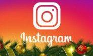 Instagram is rolling our a new holiday season update