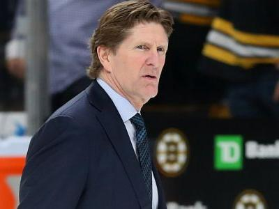 Toronto Maple Leafs relieve Mike Babcock of coaching duties