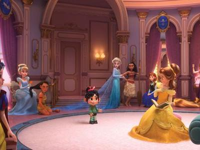 Could The Disney Princesses Carry Their Own Film Together? Ralph Breaks The Internet's Directors Weigh In