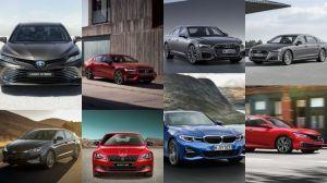 Upcoming Sedans In India BMW 3 Series Audi A6 Toyota Camry Honda Civic and More