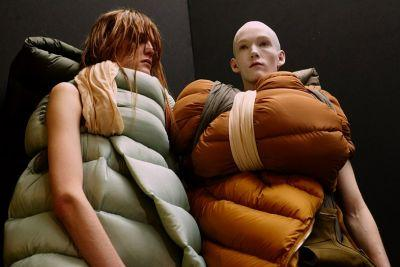 Rick Owens: 'We have to reject the oppressive'