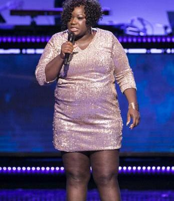 Atlanta comedienne Sweet Baby Kita vying to win 'Showtime at the Apollo'