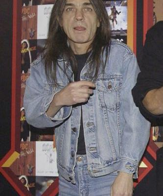 AC/DC founding member Malcolm Young dead at 64