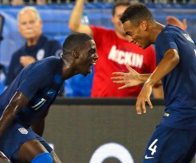US beats Mexico for first time in three years thanks to a Red Bull