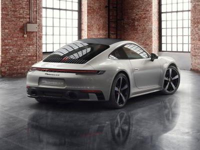 Porsche Adding Third Series To The 911 Range To Join Regular and GT