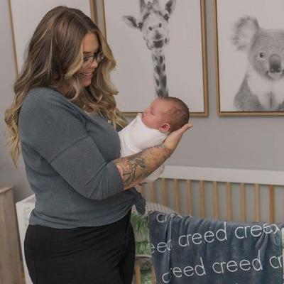 Kailyn Lowry Gave Her Baby Boy Creed the Perfect Name - Find Out What It Means!
