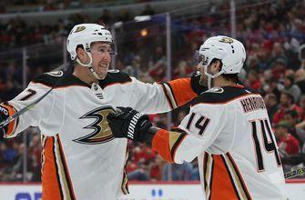 Ducks, Nick Ritchie agree to three-year contract