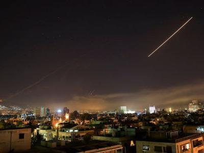 The US fired more than 118 missiles at Syria in coordinated response to suspected chemical weapons attack