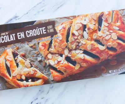 12 Days of Trader Joe's Christmas, Day 10: Chocolat en Croute