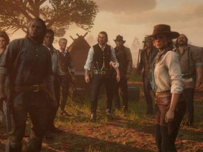 Red Dead Redemption 2 Staff Sneaks A Message About Overtime