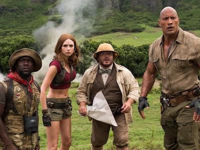 Why Jumanji: Welcome To The Jungle's Director Wouldn't Want To Do A Star Wars Movie