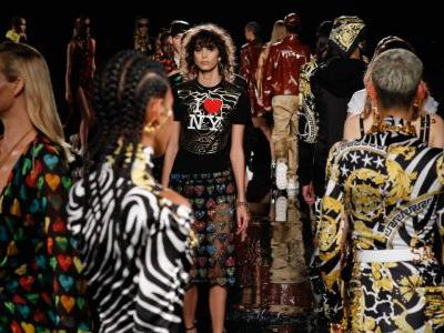 Donatella Threw Gianni Quite a Birthday Party for Versace's Pre-Fall 2019 Show in New York