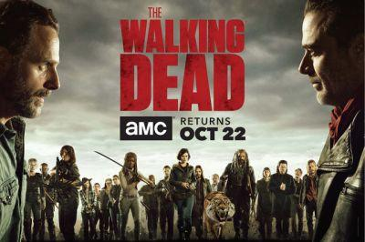 "Here's season 8 ""The Walking Dead"" trailer from Comic-Con"