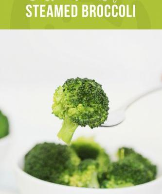 How to Steam Broccoli to Perfection