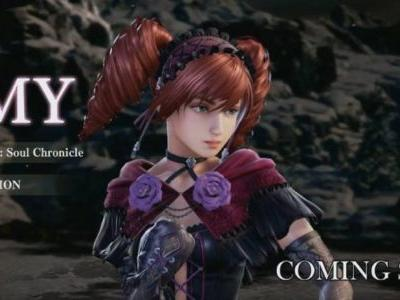 Amy Coming to SoulCalibur VI