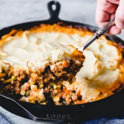 THE BEST SHEPHERD'S PIE RECIPE