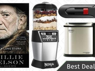 Sunday's Best Deals: Turkey Fryer, Nonfiction eBooks, Instant Pot Accessories, and More