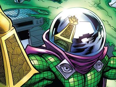 What Jake Gyllenhaal Could Look Like As Mysterio In Spider-Man 2