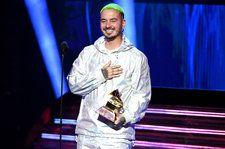 J Balvin Spices Up 'Tonight Show' With 'Reggaeton': Watch