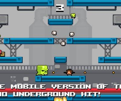 GameClub Freezes Over Hell, is Going to Update 'Super Crate Box' on iOS