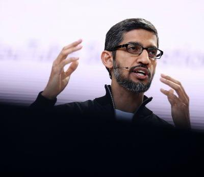 Alphabet's stock is sinking after Q1 revenues miss Wall Street targets