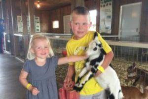 Petting Zoo possible link in E. coli Death and Illness