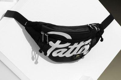 A Closer Look at Patta's Monochrome Luggage Collecton for 2017 Fall/Winter