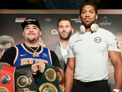 What channel is Andy Ruiz Jr. vs. Anthony Joshua 2 on today? How to watch the fight on DAZN