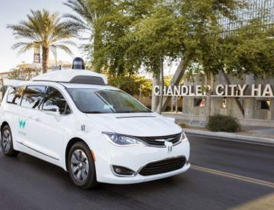 Look, Ma, No Anything Whatsoever: Waymo Begins Operating Fully Driverless Test Cars on Public Roads