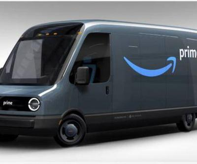 Amazon will order 100,000 electric delivery vans from EV startup Rivian, Jeff Bezos says