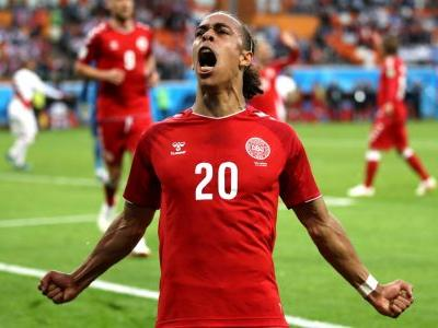 World Cup 2018: Denmark gets boost from Cueva's missed penalty kick, tops Peru, 1-0