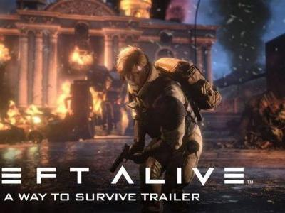 Left Alive Gets New Gameplay Trailer