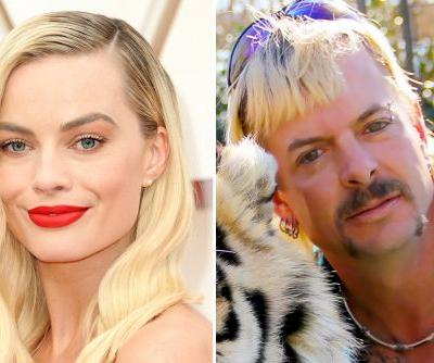 Margot Robbie's name tossed in the ring to play 'Tiger King' Joe Exotic