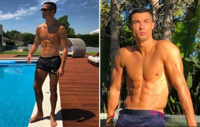This Workout App Will Help You Get Cristiano Ronaldo's Six-Pack Without the Gym