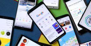 Google web search on mobile gets Material Design update