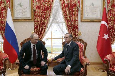 As U.S. Stands Aside, Russia, Turkey Ink Cease-fire in Syria