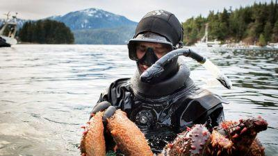 In Search of Alaska's Deadliest Catch: The Sea Cucumber