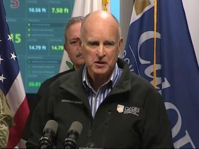 Gov. Brown, 2 senators to visit fire zones, speak at community meeting