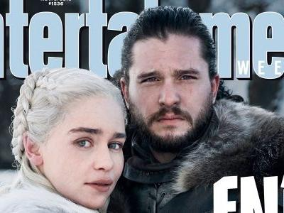 First Look At Game of Thrones Season 8 On New EW Cover