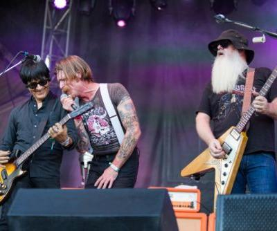 More cowbell: Eagles of Death Metal's sexy, un-PC boogie moves ACL Fest fans