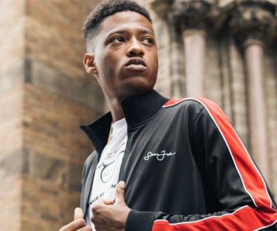 """Sean John Revitalizes Tracksuits & Selvedge Denim for Fall 2018 """"Black is Beautiful"""" Collection"""