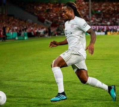 Bayern Munich's Sanches set for Lille move