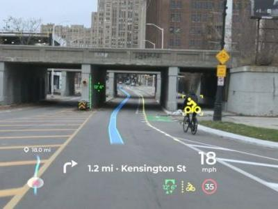 Panasonic's Robust Head-Up Display Is The Future Of Driver Assistance