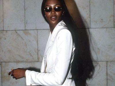 Before Model Off-Duty Style, There Was Naomi Campbell